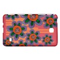 Colorful Floral Dream Samsung Galaxy Tab 4 (8 ) Hardshell Case  View1