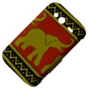 Elephant Pattern HTC Wildfire S A510e Hardshell Case View4