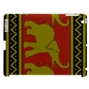 Elephant Pattern Apple iPad 3/4 Hardshell Case (Compatible with Smart Cover) View1