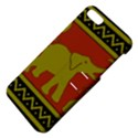 Elephant Pattern Apple iPhone 5 Hardshell Case with Stand View4