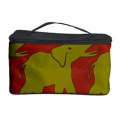 Elephant Pattern Cosmetic Storage Case