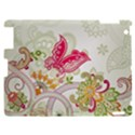 Floral Pattern Background Apple iPad 2 Hardshell Case View1