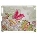Floral Pattern Background Apple iPad 2 Hardshell Case (Compatible with Smart Cover) View1