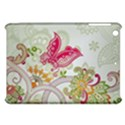 Floral Pattern Background Apple iPad Mini Hardshell Case View1