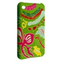 Green Organic Abstract Apple iPhone 3G/3GS Hardshell Case View2