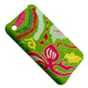 Green Organic Abstract Apple iPhone 3G/3GS Hardshell Case View5