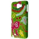 Green Organic Abstract Samsung Galaxy Note 1 Hardshell Case View3