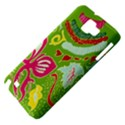 Green Organic Abstract Samsung Galaxy Note 1 Hardshell Case View4
