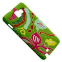 Green Organic Abstract Samsung Galaxy Note 1 Hardshell Case View5