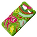 Green Organic Abstract HTC Radar Hardshell Case  View4