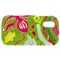 Green Organic Abstract HTC Amaze 4G Hardshell Case  View1
