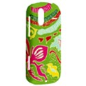 Green Organic Abstract HTC Amaze 4G Hardshell Case  View2