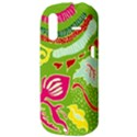 Green Organic Abstract HTC Amaze 4G Hardshell Case  View3
