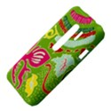 Green Organic Abstract HTC Evo 3D Hardshell Case  View4