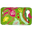Green Organic Abstract HTC Incredible S Hardshell Case  View1