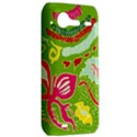 Green Organic Abstract HTC Incredible S Hardshell Case  View2