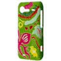Green Organic Abstract HTC Incredible S Hardshell Case  View3