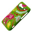 Green Organic Abstract HTC Incredible S Hardshell Case  View4