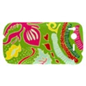 Green Organic Abstract HTC Desire S Hardshell Case View1