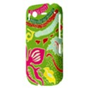 Green Organic Abstract HTC Desire S Hardshell Case View3