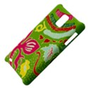 Green Organic Abstract Samsung Infuse 4G Hardshell Case  View4