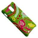 Green Organic Abstract Samsung Infuse 4G Hardshell Case  View5