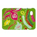 Green Organic Abstract Samsung Galaxy Tab 7  P1000 Hardshell Case  View1