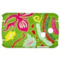 Green Organic Abstract Samsung S3350 Hardshell Case View1