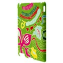 Green Organic Abstract Apple iPad 2 Hardshell Case View3