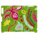Green Organic Abstract Apple iPad 2 Hardshell Case (Compatible with Smart Cover) View1