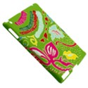 Green Organic Abstract Apple iPad 2 Hardshell Case (Compatible with Smart Cover) View5