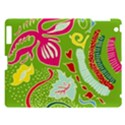 Green Organic Abstract Apple iPad 3/4 Hardshell Case View1