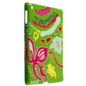 Green Organic Abstract Apple iPad 3/4 Hardshell Case (Compatible with Smart Cover) View2