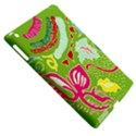 Green Organic Abstract Apple iPad 3/4 Hardshell Case (Compatible with Smart Cover) View5
