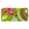 Green Organic Abstract HTC One V Hardshell Case View1