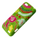 Green Organic Abstract HTC One V Hardshell Case View4