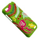 Green Organic Abstract HTC One V Hardshell Case View5