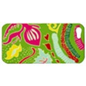 Green Organic Abstract Apple iPhone 5 Hardshell Case View1