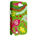 Green Organic Abstract Samsung Galaxy Note 2 Hardshell Case View2