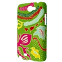 Green Organic Abstract Samsung Galaxy Note 2 Hardshell Case View3