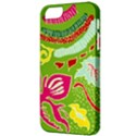 Green Organic Abstract Apple iPhone 5 Classic Hardshell Case View3