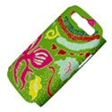 Green Organic Abstract Samsung Galaxy S III Hardshell Case (PC+Silicone) View4