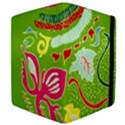 Green Organic Abstract Kindle Fire (1st Gen) Flip Case View4