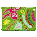 Green Organic Abstract Apple iPad Mini Hardshell Case View1