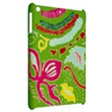 Green Organic Abstract Apple iPad Mini Hardshell Case View2