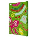 Green Organic Abstract Apple iPad Mini Hardshell Case View3