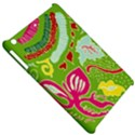 Green Organic Abstract Apple iPad Mini Hardshell Case View5