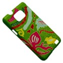 Green Organic Abstract Samsung Galaxy S II i9100 Hardshell Case (PC+Silicone) View5