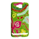Green Organic Abstract Samsung Ativ S i8750 Hardshell Case View2