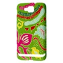 Green Organic Abstract Samsung Ativ S i8750 Hardshell Case View3